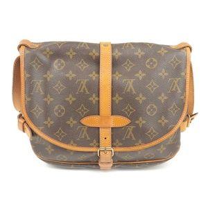08d1beaf26450 Authentic Louis Vuitton saumur 30 messenger